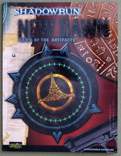 Image for New Dawn: Dawn of Artifacts (Shadowrun)