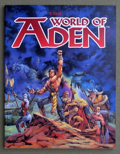 Image for The World of Aden