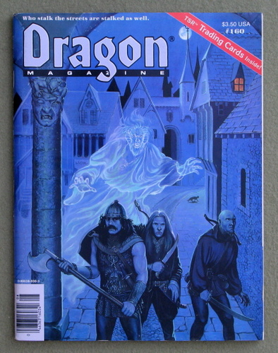 Image for Dragon Magazine, Issue 160