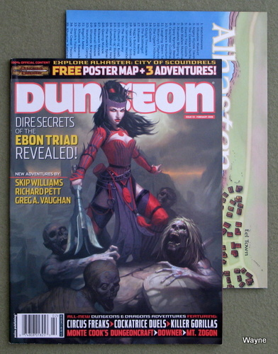 Image for Dungeon Magazine, Issue 131