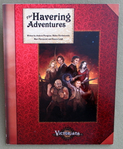 Image for The Havering Adventures (Victoriana)