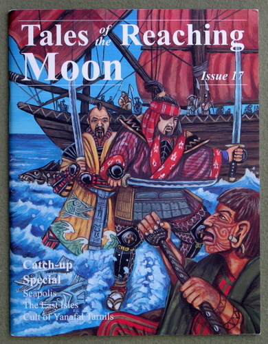 Image for Tales of the Reaching Moon, Issue 17 (Glorantha/Runequest)
