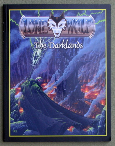 Image for Darklands (Lone Wolf)