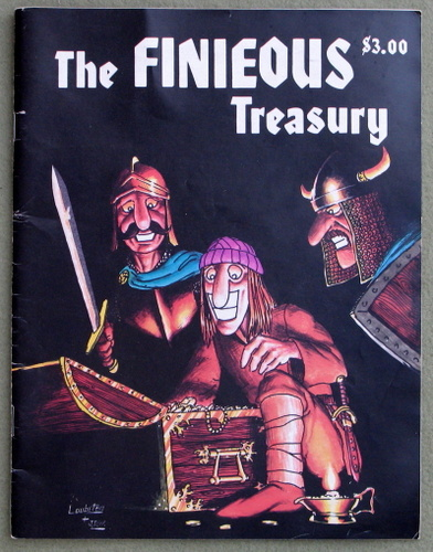 Image for The Finieous Treasury (Dragon Magazine)