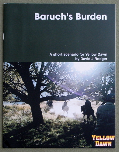 Image for Baruch's Burden (Yellow Dawn)