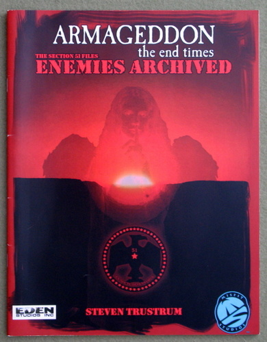 Image for Enemies Archived: The Section 51 Files (Armageddon: The End Times)