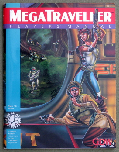 Image for MegaTraveller: Players Manual