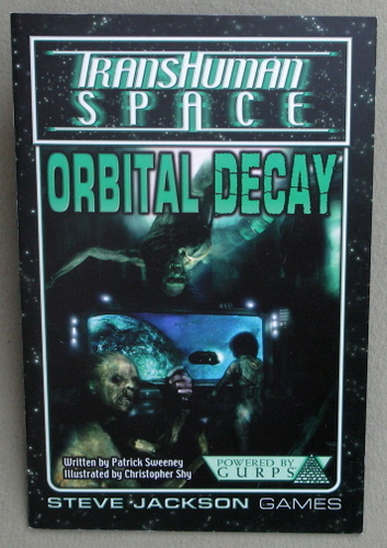Image for Orbital Decay (Transhuman Space)