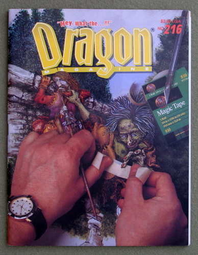 Image for Dragon Magazine, Issue 216