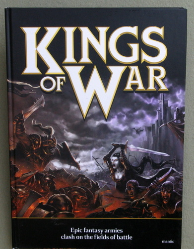 Image for Kings of War: Epic Fantasy Armies Clash on the Fields of Battle