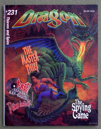 Image for Dragon Magazine, Issue 231