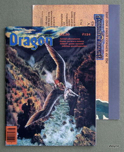 Image for Dragon Magazine, Issue 124