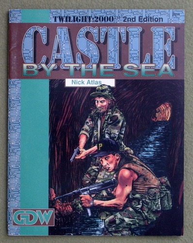 Image for Castle by the Sea (Twilight: 2000, 2nd edition)