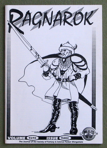 Image for Ragnarok: The Journal of Fantasy and Science Fiction Wargaming, Issue 10