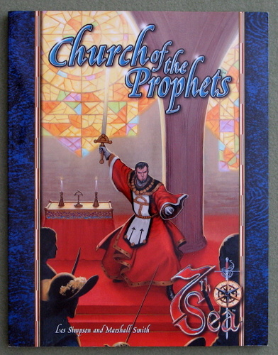 Image for The Church of the Prophets (7th Sea)