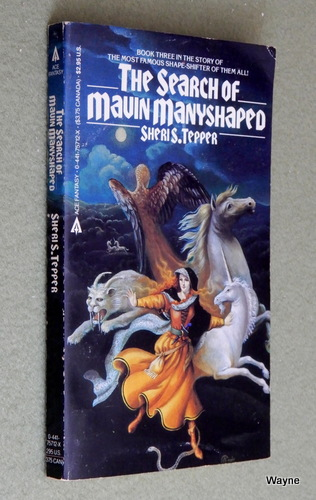 Image for The Search of Mavin Manyshaped