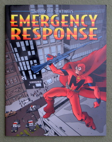 Image for Silver Age Sentinels Emergency Response Volume 1