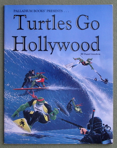 Image for Turtles Go Hollywood (Teenage Mutant Ninja Turtles)