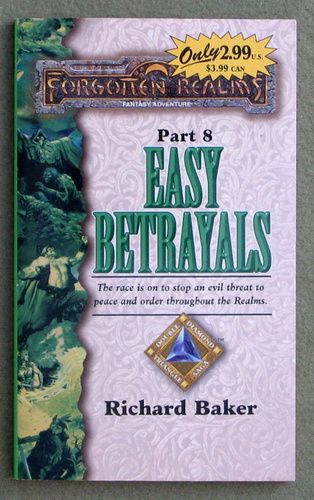 Image for Easy Betrayals (Double Diamond Triangle Saga, Part 8)