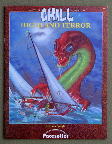 Image for Highland Terror (Chill)