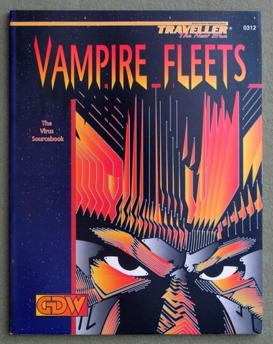 Image for Vampire Fleets: The Virus Sourcebook (Traveller: The New Era)