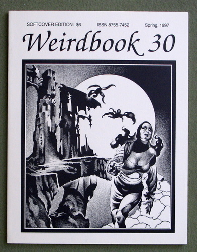 Image for Weirdbook 30 (Combined with Whispers)