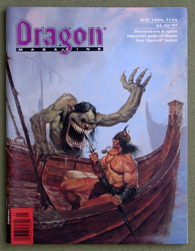 Image for Dragon Magazine, Issue 133