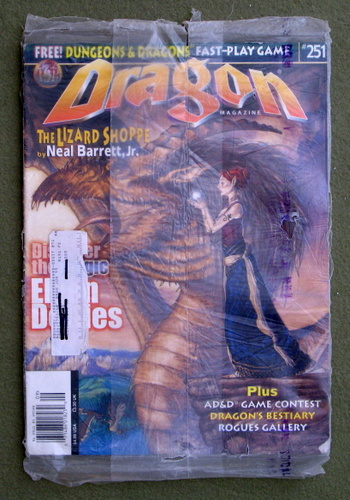 Image for Dragon Magazine, Issue 251