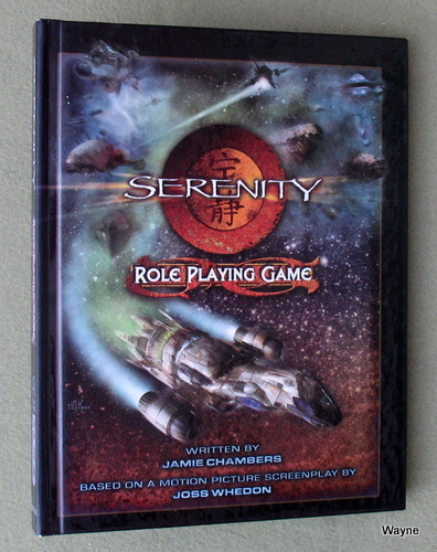 Image for Serenity Role Playing Game