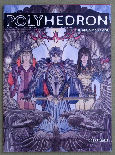 Image for Polyhedron Magazine, Issue 146
