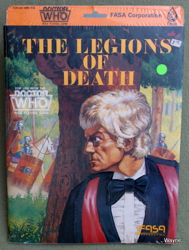 Image for Legions of Death (Doctor Who roleplaying game)