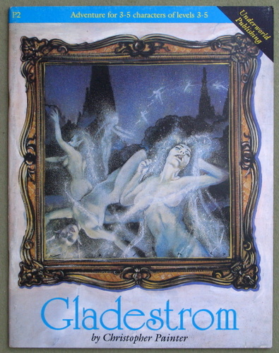 Image for Gladestrom (Advanced Dungeons and Dragons Module P2)