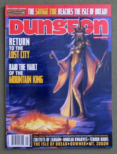 Image for Dungeon Magazine, Issue 142