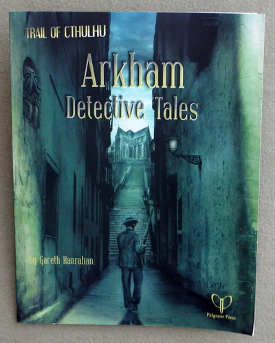 Image for Arkham Detective Tales (Trail of Cthulhu)