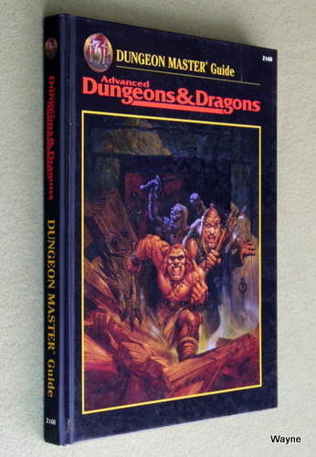 Image for Dungeon Master Guide (Advanced Dungeons & Dragons, 2nd Edition Revised)