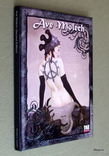 Image for Ave Molech, Second Edition (D20 system)