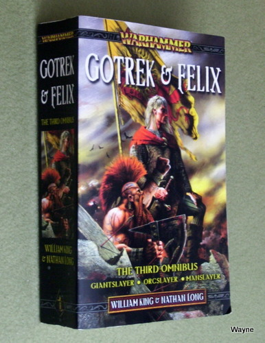 Image for Gotrek & Felix: The Third Omnibus (Warhammer Novels)