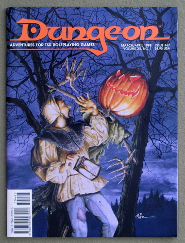 Image for Dungeon Magazine, Issue 67