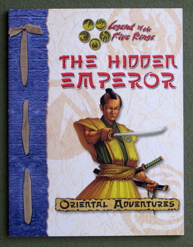 Image for The Hidden Emperor (Legend of the Five Rings: Oriental Adventures)