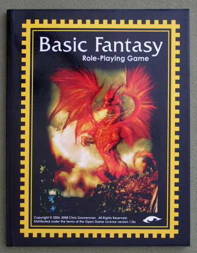 Image for Basic Fantasy Role Playing Game (2nd Edition)