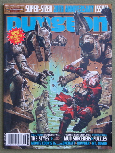 Image for Dungeon Magazine, Issue 138