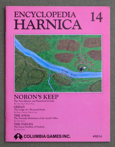 Image for Encyclopedia Harnica 14 (Harn Fantasy RPG Setting)