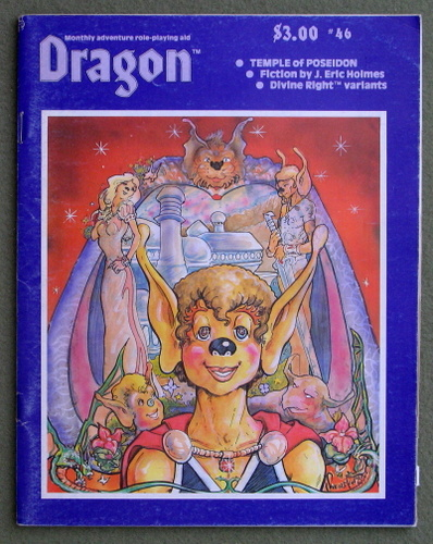 Image for Dragon Magazine, Issue 46