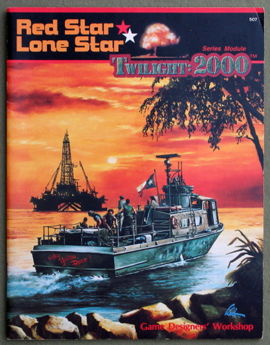 Image for Red Star, Lone Star (Twilight: 2000)