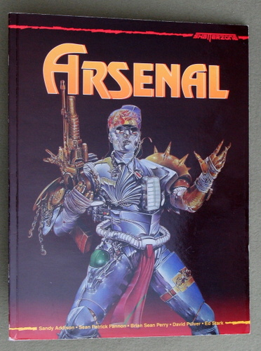 Image for Arsenal (Shatterzone RPG)
