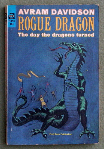 Image for Rogue Dragon