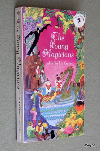 Image for The Young Magicians (Ballantine Adult Fantasy)