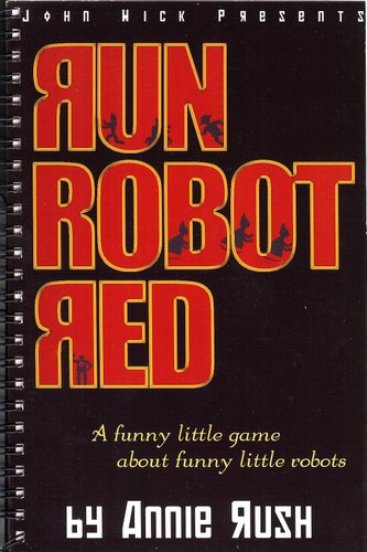 Image for Run Robot Red: A Funny Little Game About Funny Little Robots