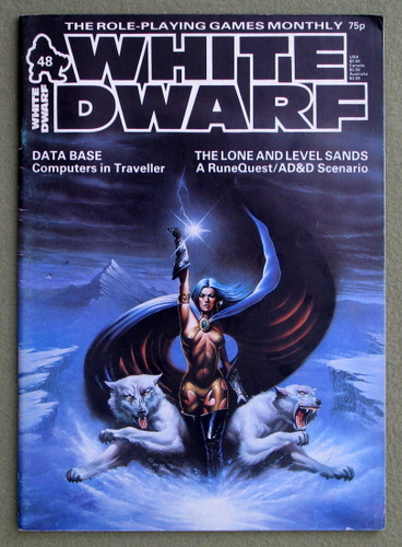 Image for White Dwarf Magazine, Issue 48