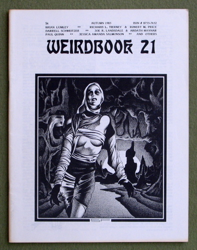Image for Weirdbook 21